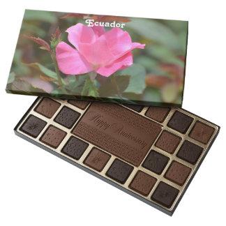 Ecuadorian Rose 45 Piece Box Of Chocolates