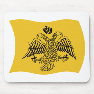 Ecumenical Patriarch Flag Mousepad