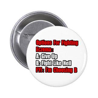 Eczema Fighting Options Pins