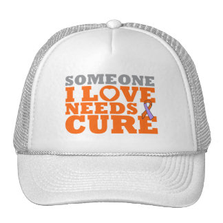 Eczema Psoriasis Someone I Love Needs A Cure Trucker Hat