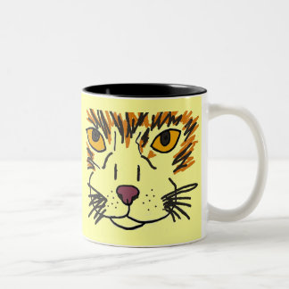ED- Cat tail Mug
