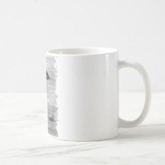 Ed del libro del grayscale de la pintura VISION-D8 Taza De Café