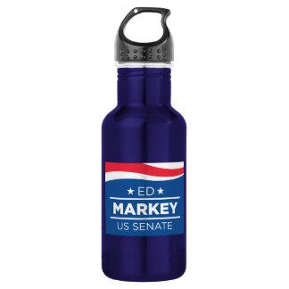 Ed Markey for Senate 18oz Water Bottle