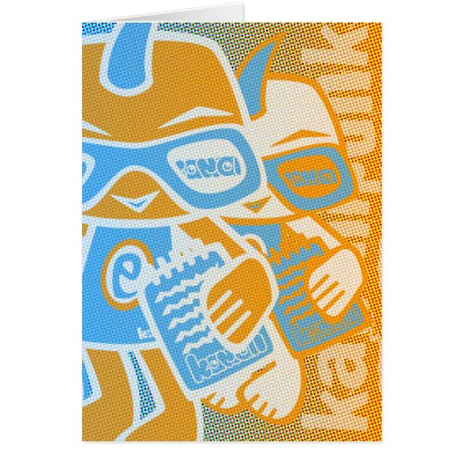 Ed Mascot Cards
