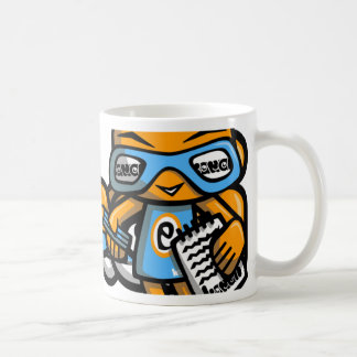 Ed Mascot Coffee Mugs