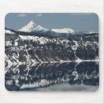 Ed Sutton - reflexión del lago Alfombrillas De Raton