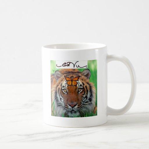 Ed Vu Tiger Monarch butterfly Classic White Coffee Mug