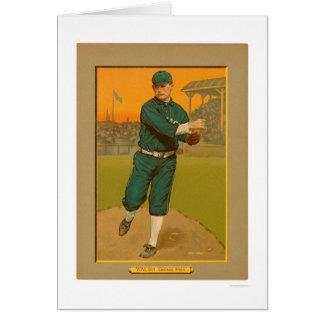Ed Walsh White Sox Baseball 1911 Card