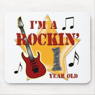 Edad 1 de Rockin Tapete De Ratón
