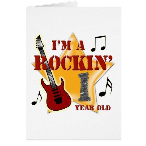 Edad 1 de Rockin Tarjetas