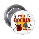 Edad 4 de Rockin Pin