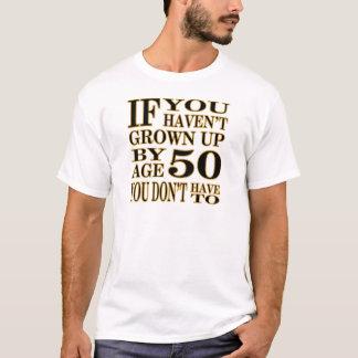 Edad 50 playera
