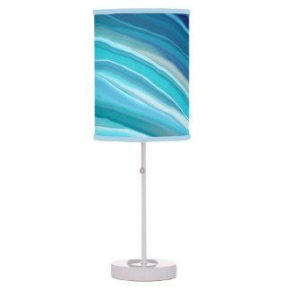 Edad de la lámpara de mesa del acuario
