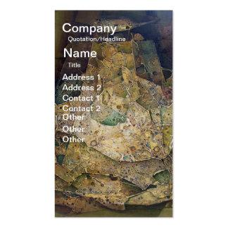 Edad De Oro Business Card