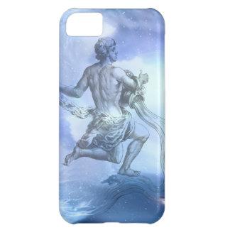 Edad del acuario funda para iPhone 5C