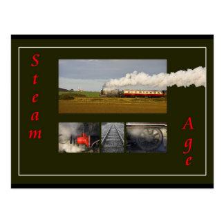 Edad del vapor postal