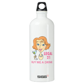 Edad mínima para consumir alcohol legal