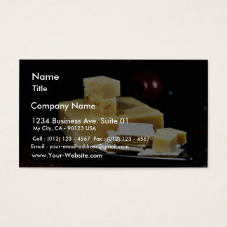 Edam Cheeses Business Card
