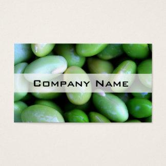 Edamames Business Card