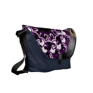 "Edart Design "" Hip Messenger"" Courier Bag"