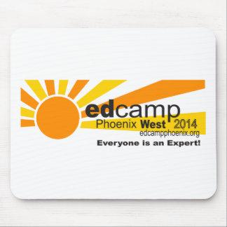 Edcamp Phoenix 2014 Official Logo Mouse Pad