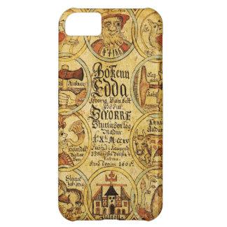 Edda Norse Mythology iPhone 5C Case