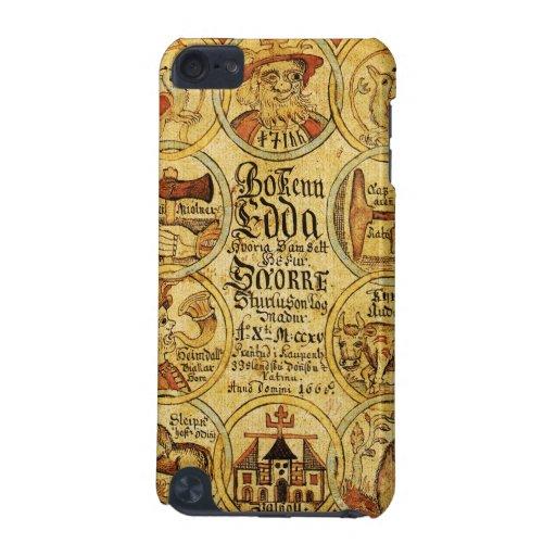 Edda Norse Mythology iPod Touch (5th Generation) Cover