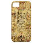 Edda Norse Mythology iPhone 5 Cases