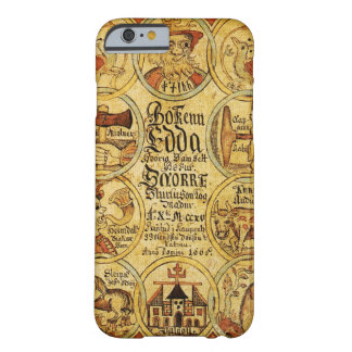 Edda Norse Mythology iPhone 6 Case