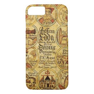 Edda Norse Mythology iPhone 8/7 Case