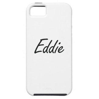 Eddie Artistic Name Design iPhone 5 Case
