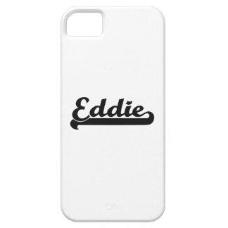 Eddie Classic Retro Name Design iPhone SE/5/5s Case