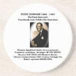 Eddie Durham custom sand stone decorative Coasters