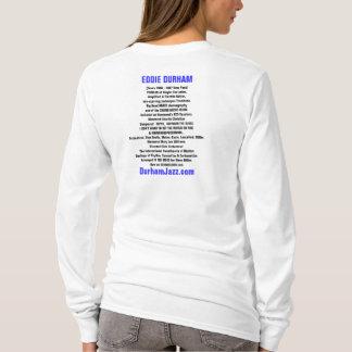 Eddie Durham long sleeve, 2-sided Tee Shirt