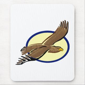 Eddie Eagle Mouse Pad
