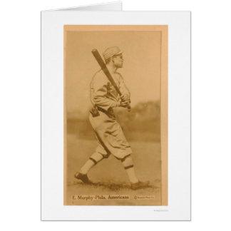 Eddie Murphy Athletics Baseball 1914 Card