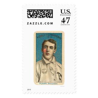 Eddie Plank Baseball 1910 Postage