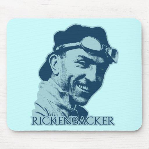 Eddie Rickenbacker - 2 Mouse Pad