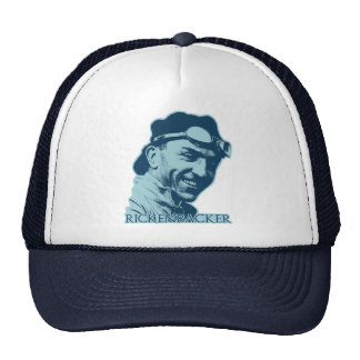 Eddie Rickenbacker - color Trucker Hat