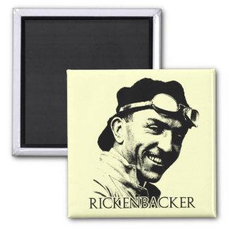 Eddie Rickenbacker Fridge Magnets