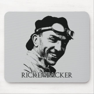 Eddie Rickenbacker Mouse Pad
