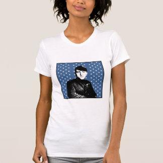 Eddie Rickenbacker y bandera de MOH Camisetas