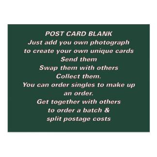 Eddie Stobart truck postcard-Blank Edition Postcard