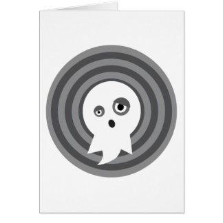 Eddie The Ghost Card