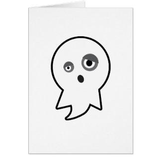 Eddie The Ghost Mk. 2 Card