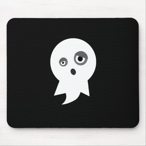 Eddie The Ghost Mk. 2 Mouse Pads