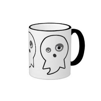 Eddie The Ghost Mk. 2 Ringer Mug