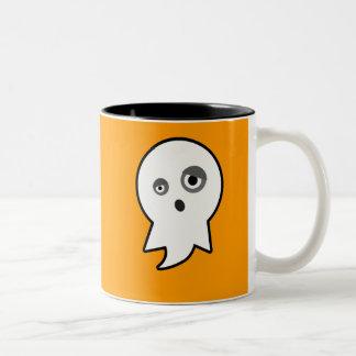 Eddie The Ghost Mk. 2 Two-Tone Coffee Mug