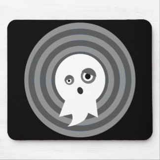 Eddie The Ghost Mouse Pad