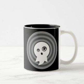 Eddie The Ghost Coffee Mugs